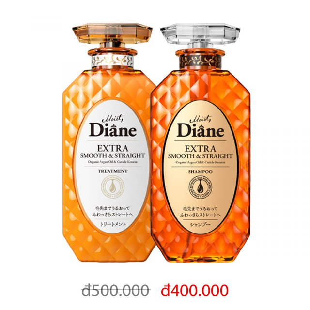 Moist Diane, thương hiệu dầu gội tinh dầu, không silicon Nhật Bản đã phủ sóng khắp Việt Nam - 5