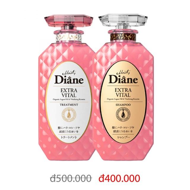 Moist Diane, thương hiệu dầu gội tinh dầu, không silicon Nhật Bản đã phủ sóng khắp Việt Nam - 6