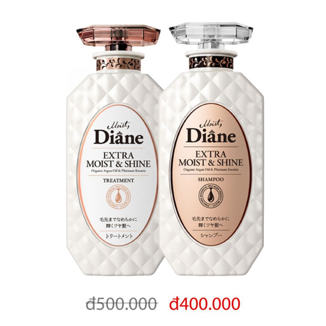 Moist Diane, thương hiệu dầu gội tinh dầu, không silicon Nhật Bản đã phủ sóng khắp Việt Nam - 7