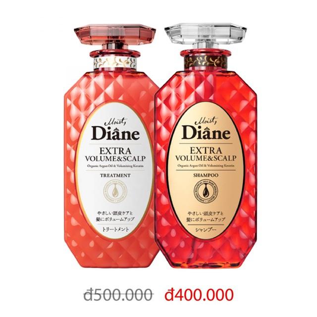 Moist Diane, thương hiệu dầu gội tinh dầu, không silicon Nhật Bản đã phủ sóng khắp Việt Nam - 8