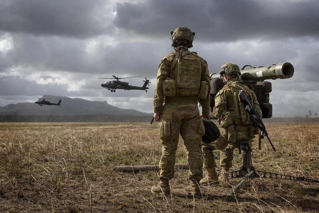 Vì sao Trung Quốc theo dõi cuộc tập trận Mỹ - Australia? - 1