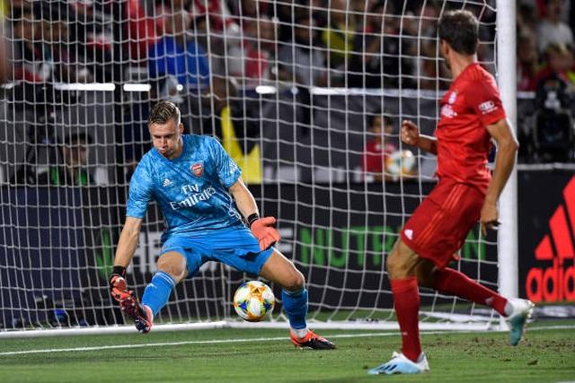 Lewandowski lập công, Bayern Munich vẫn thua Arsenal - 2