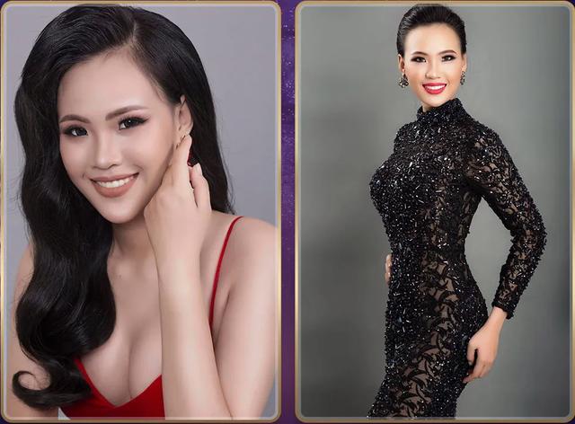 Người đẹp chuyển giới dự thi Hoa hậu Hoàn vũ 2019 - 4