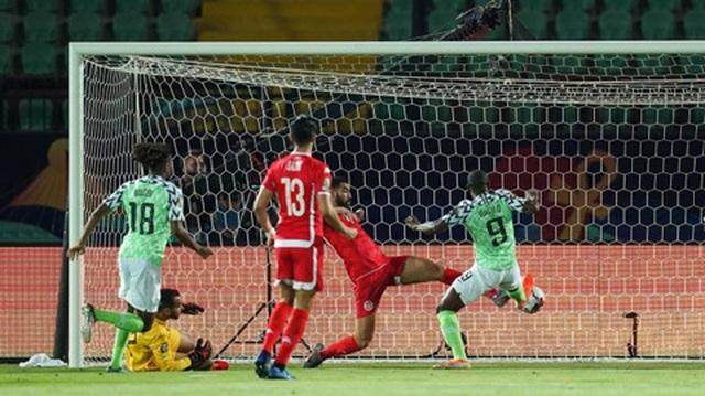 Đánh bại Tunisia với tỷ số tối thiểu, Nigeria giành hạng 3 CAN 2019 - 1