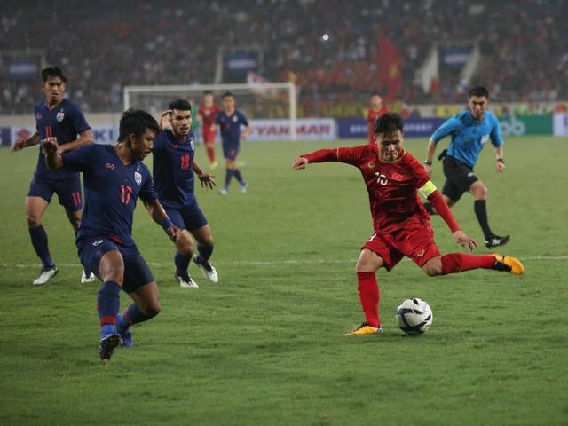 """BLV Quang Huy: """"Việt Nam có cơ hội đi tiếp ở vòng loại World Cup"""" - 1"""