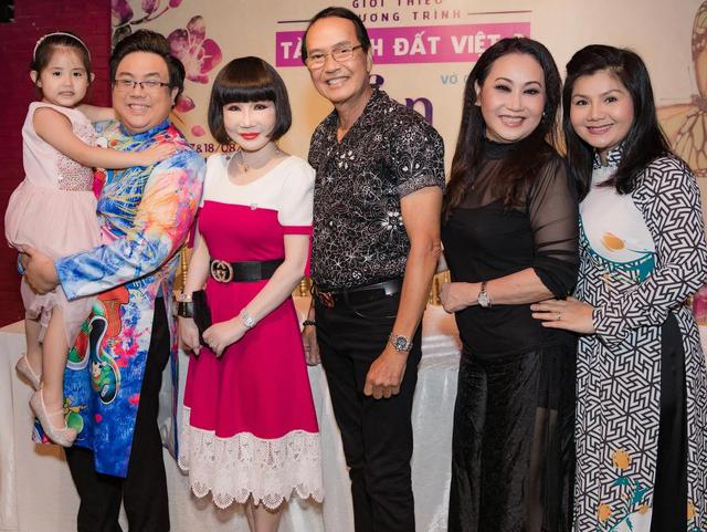 """Sau 45 năm, nghệ sĩ Thanh Kim Huệ - Chí Tâm trở lại sân khấu với vở """"Lan và Điệp""""  - 1"""