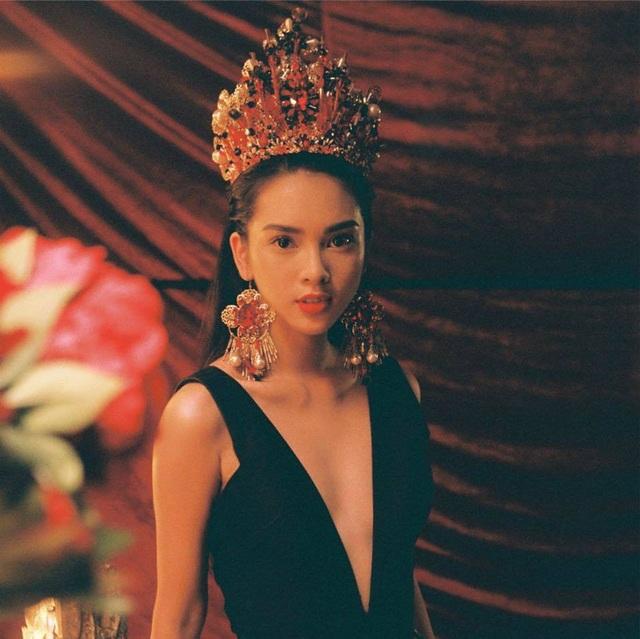 Người mẫu 9X nổi lên nhờ vào vai bạn gái của hoàng tử Vpop - 5