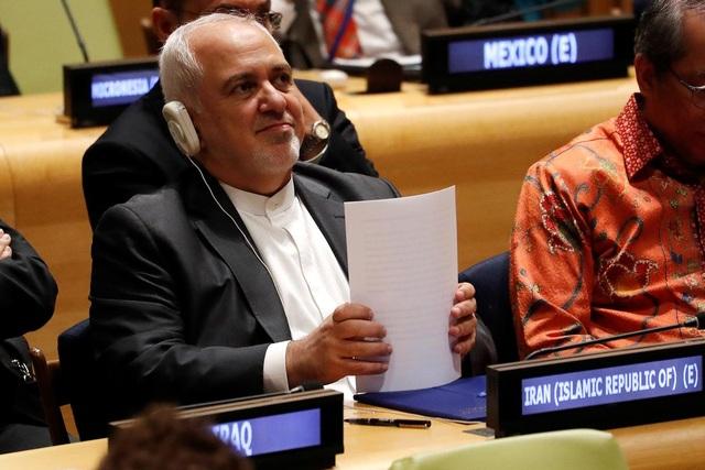 Ngoại trưởng Iran giận dữ khi chỉ được di chuyển trong 6 dãy nhà tại Mỹ - 1