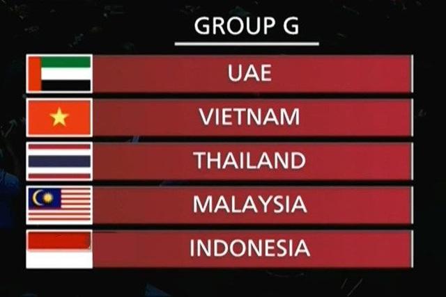 Cổ động viên Thái Lan vui mừng khi đội nhà chung bảng với tuyển Việt Nam - 1