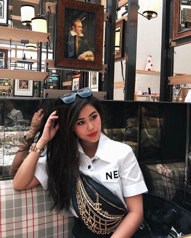 Ái nữ hàng hiệu Tiên Nguyễn: Một mùa hè vi vu khắp từ Á sang Âu - 6