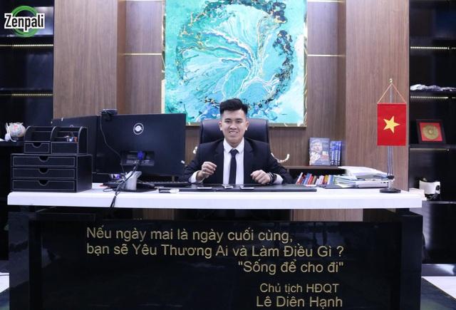 """CEO Lê Diên Hạnh: """"Sống để cho đi bởi lẽ cho đi là còn mãi"""" - 5"""
