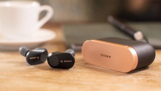 Sony trình làng tai nghe không dây chống ồn siêu nhỏ, giá 5,3 triệu đồng - 2