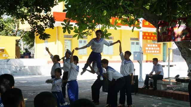 Gặp người bảo vệ dải lụa xanh của Quần đảo Trường Sa - 8