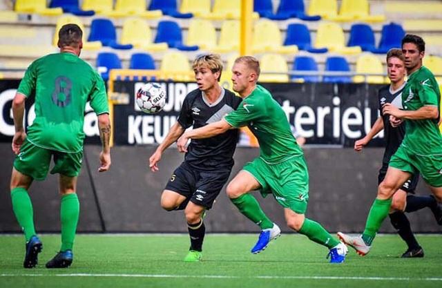 Công Phượng đá chính, Sint Truidense bất ngờ thua đội hạng dưới - 1