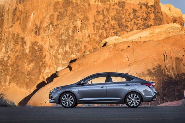 Hyundai Accent 2020 có động cơ mới, yếu hơn - 13