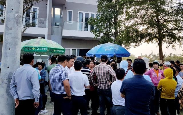 Thanh tra vụ cả ngàn người dân vây trụ sở công ty đòi đất ở Quảng Nam