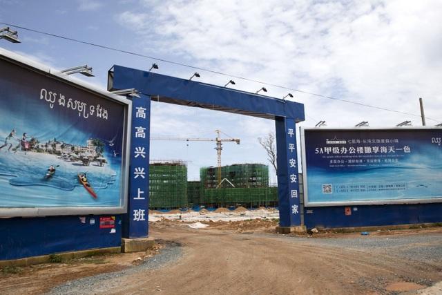Mỹ lo Trung Quốc biến khu nghỉ dưỡng tại Campuchia thành căn cứ quân sự - 2