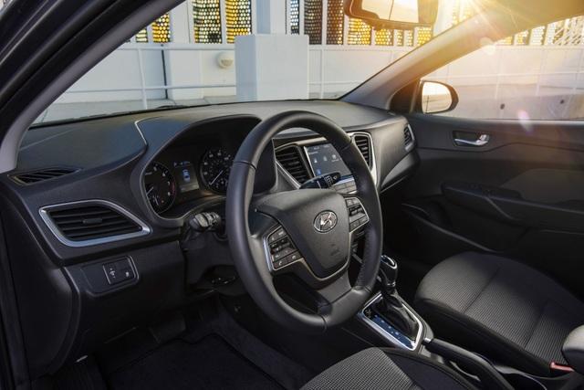 Hyundai Accent 2020 có động cơ mới, yếu hơn - 16