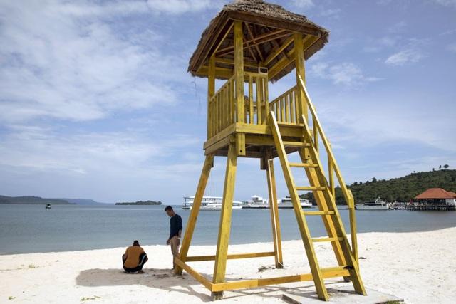 Mỹ lo Trung Quốc biến khu nghỉ dưỡng tại Campuchia thành căn cứ quân sự - 1