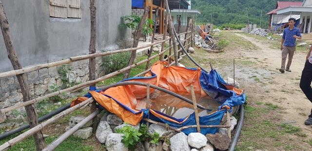 Người dân lay lắt sống tại khu di dân tái định cư thiếu thốn đủ đường! - 21