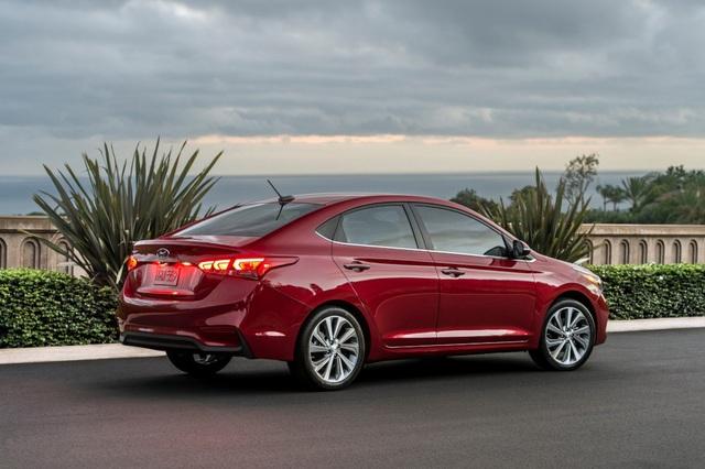Hyundai Accent 2020 có động cơ mới, yếu hơn - 7