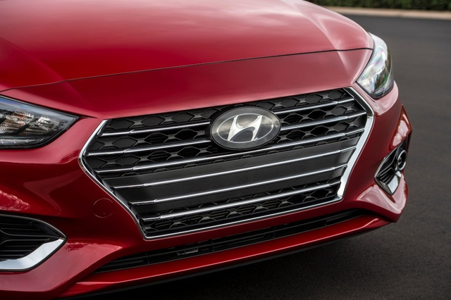 Hyundai Accent 2020 có động cơ mới, yếu hơn - 3