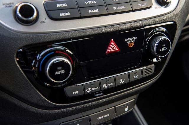 Hyundai Accent 2020 có động cơ mới, yếu hơn - 22