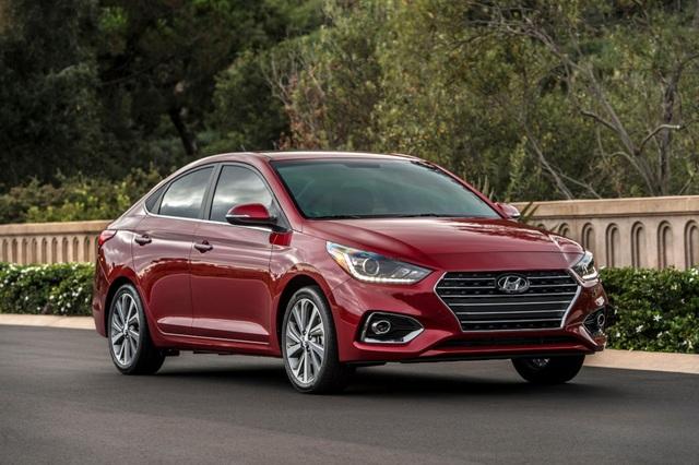 Hyundai Accent 2020 có động cơ mới, yếu hơn - 2