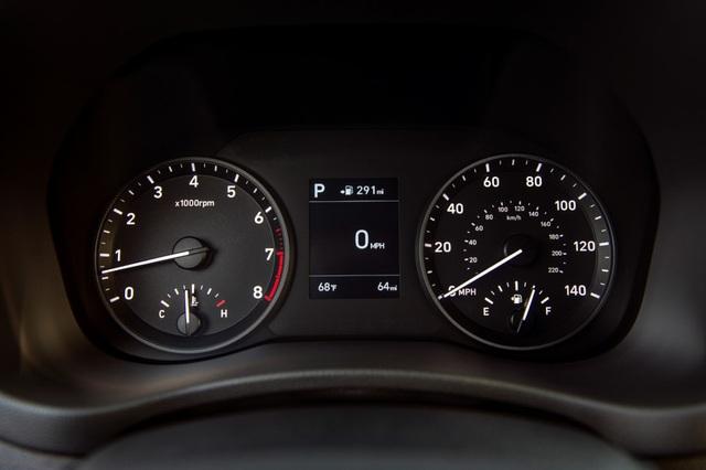 Hyundai Accent 2020 có động cơ mới, yếu hơn - 19