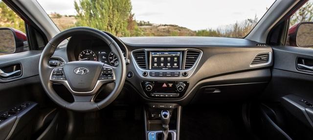 Hyundai Accent 2020 có động cơ mới, yếu hơn - 15