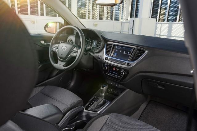 Hyundai Accent 2020 có động cơ mới, yếu hơn - 27