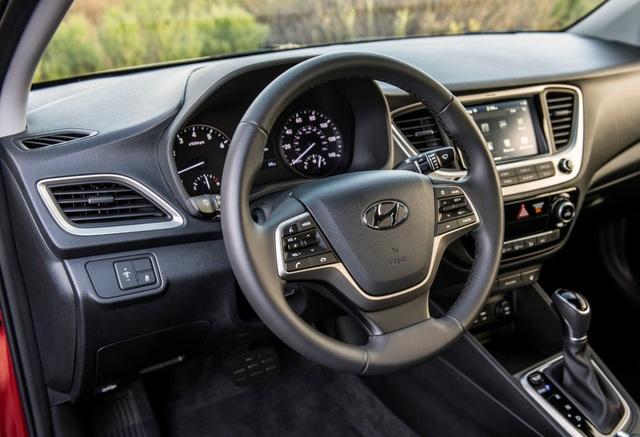 Hyundai Accent 2020 có động cơ mới, yếu hơn - 26