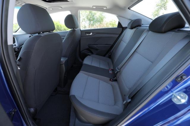 Hyundai Accent 2020 có động cơ mới, yếu hơn - 25
