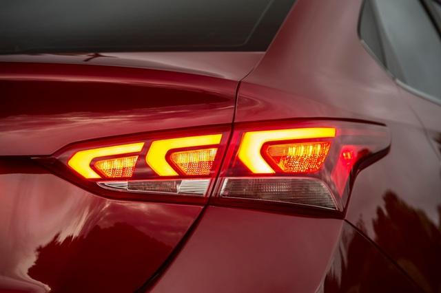 Hyundai Accent 2020 có động cơ mới, yếu hơn - 8