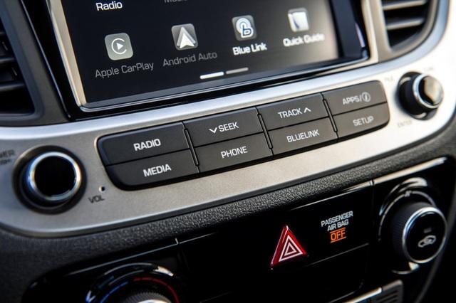 Hyundai Accent 2020 có động cơ mới, yếu hơn - 21