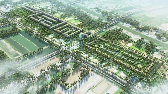 Tập đoàn FLC chuẩn bị khởi công khu đô thị cao cấp tại đất sen Đồng Tháp - 1