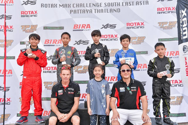 Tay đua Go-Kart trẻ tuổi nhất Việt Nam Doug Phạm: Mơ ước trở thành tay đua F1 người Việt đầu tiên - 2