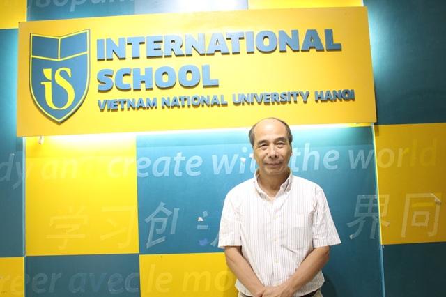 GS. TSKH. Hồ Tú Bảo: Chúng ta đang bắt kịp với thế giới về đào tạo khoa học dữ liệu - 1