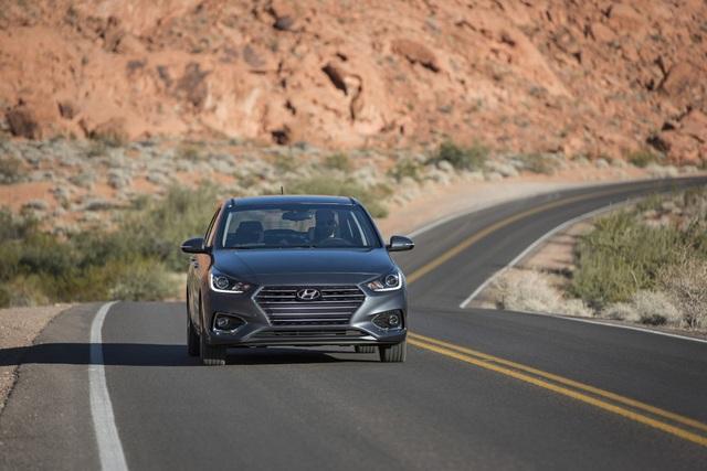 Hyundai Accent 2020 có động cơ mới, yếu hơn - 30