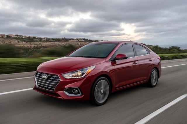 Hyundai Accent 2020 có động cơ mới, yếu hơn - 1