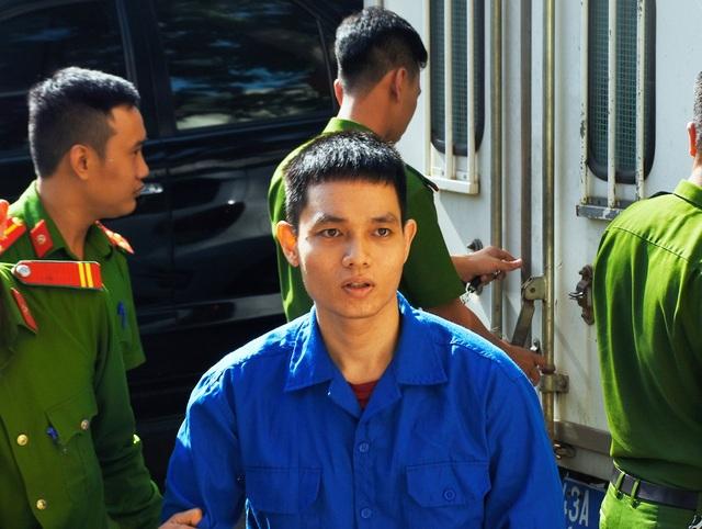 Cựu Thiếu úy công an tạt axit vào vợ sắp cưới lãnh 6 năm tù - 1