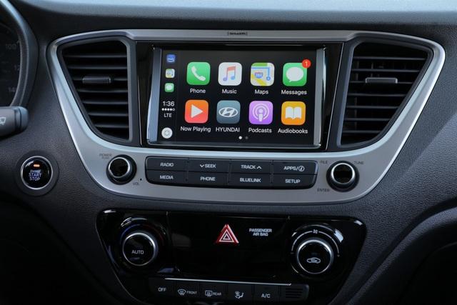 Hyundai Accent 2020 có động cơ mới, yếu hơn - 20