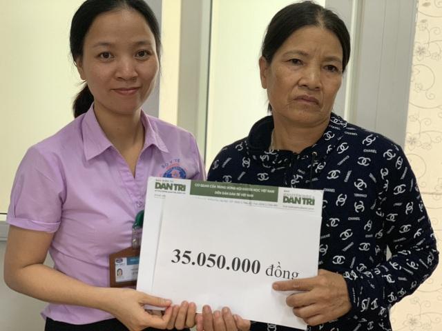 Vợ chồng bị ung thư được bạn đọc Dân trí giúp đỡ gần 200 triệu đồng - 5