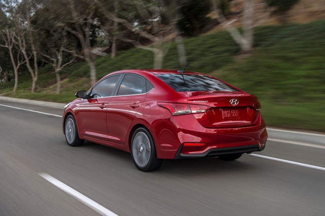 Hyundai Accent 2020 có động cơ mới, yếu hơn - 11