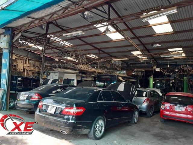 Điều hòa ô tô dở chứng ngày nắng nóng, garage ô tô quá tải - 2