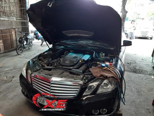 Điều hòa ô tô dở chứng ngày nắng nóng, garage ô tô quá tải - 3