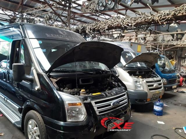 Điều hòa ô tô dở chứng ngày nắng nóng, garage ô tô quá tải - 4