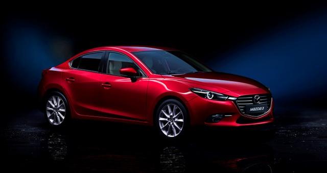 Vượt mốc 50.000 xe, Mazda3 ưu đãi lên đến 70 triệu đồng - 1