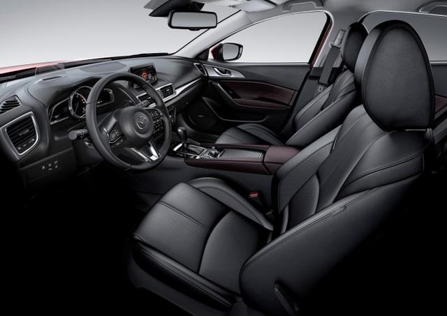 Vượt mốc 50.000 xe, Mazda3 ưu đãi lên đến 70 triệu đồng - 4