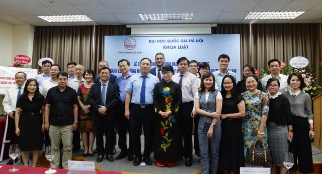 Khoa Luật – ĐH Quốc gia Hà Nội ra mắt ngành Luật Thương mại quốc tế - 4